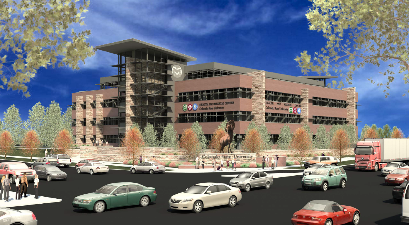University Of Colorado Medical Center >> New Health Medical Center Planned As Gateway To Campus Source