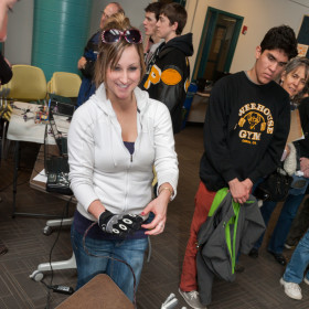 Families invited to campus for Engineering Exploration Day