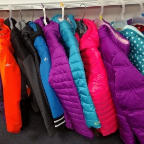 College of Business collects 'Coats for Kids'