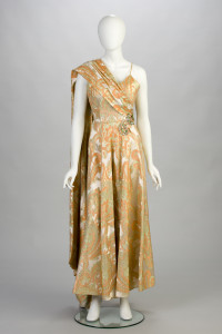 The Mr. Blackwell dress made for actress Jane Russell