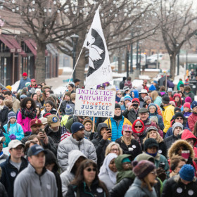 MLK Day March and Celebration Jan. 16