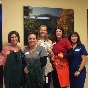 Triage nurses honored by Employee Appreciation Board
