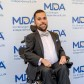 CSU alum named new spokesperson for Muscular Dystrophy Association