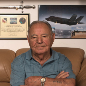 Holocaust survivor and decorated war hero shares his story