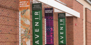 Colorado State University's Avenir Museum of Design and Merchandising celebrates it's grand opening with a public open house. January 30, 2016