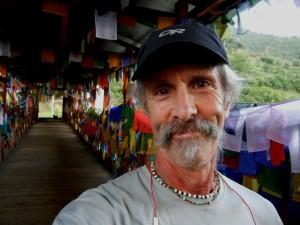 Joel Berger in Thimphu, Bhutan