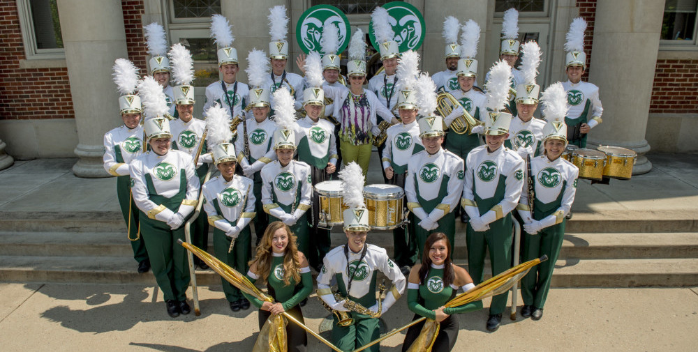 Marching forward: Band members thrive thanks to donor support | SOURCE