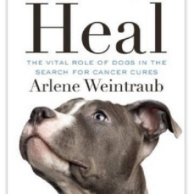 Author to discuss people, dogs and cancer cures