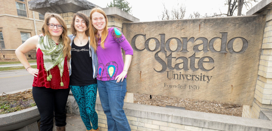 Three of our CSU Rams were selected as finalists for the Truman Scholarship. They were selected because of their leadership, public service and academic achievement.