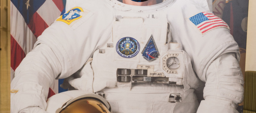 Colorado State's astronaut alumnus describes space research as one giant leap for mankind