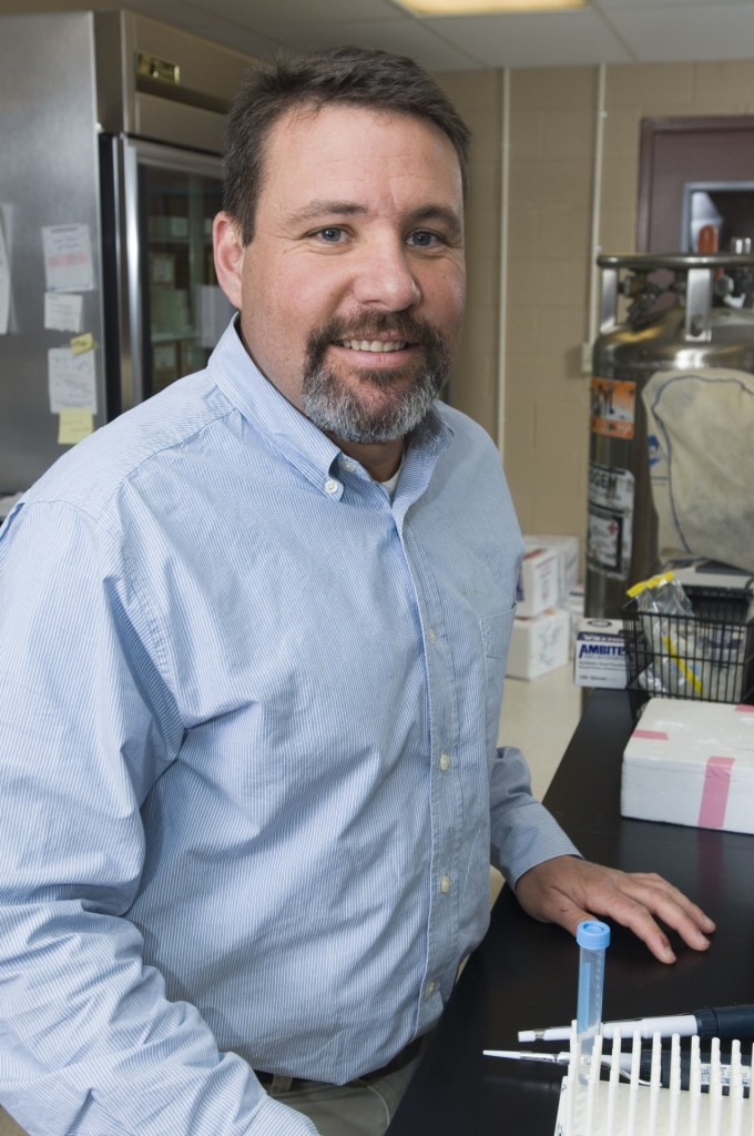 Jason Bruemmer, Equine Reproduction Laboratory, Animal Sciences, Colorado State University