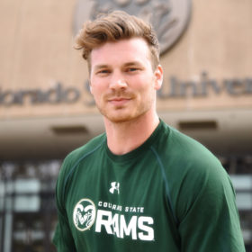 CSU alum, actor Derek Theler returns to campus for 'HES Extravaganza'