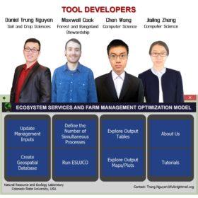 CSU team develops new environmental impact software