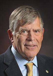 University of Colorado Anschutz Medical Campus Chancellor Don Elliman