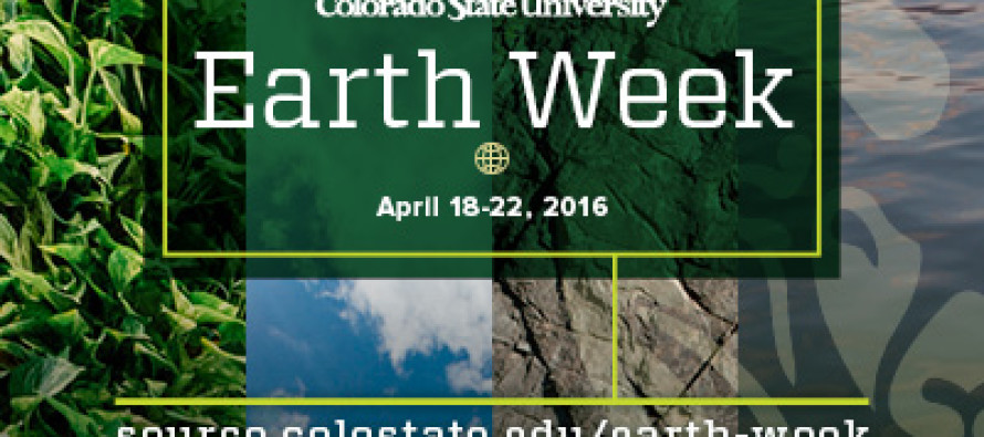 Get your Earth Week on April 18-22