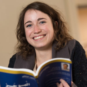 Elizabeth Hale, 2016 Truman Scholar