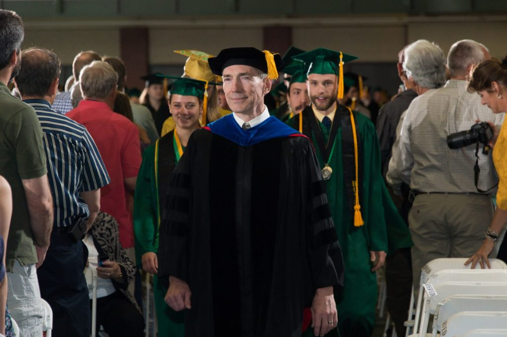 The Colorado State University College of Veterinary Medicine and Biomedical Sciences Spring 2013 Commencement Ceremony, May 18, 2013
