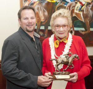 Frank Vessels Memorial Awards- Abigail Kawananakoa