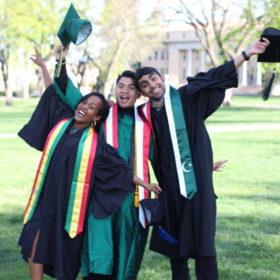 INTO CSU celebrates its largest graduating class this spring