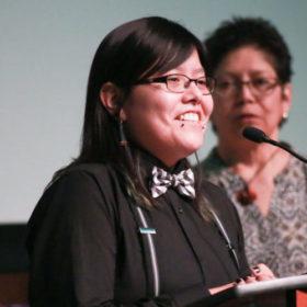NACC celebrates Native American Legacy Award graduates
