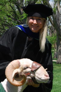 PhD Graduation 11 - Chelsey and Cam