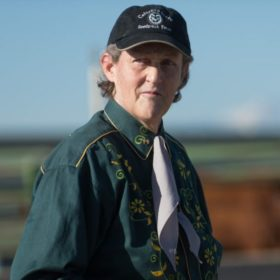 Temple Grandin named to the National Women's Hall of Fame