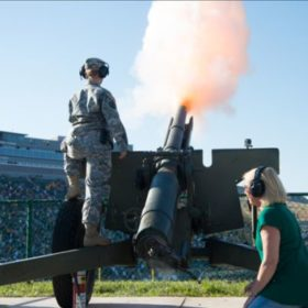 Want to keep the cannon firing at CSU games? Buy a BOOM!