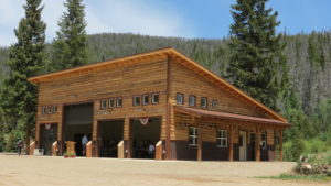 Colorado State Forest headquarters