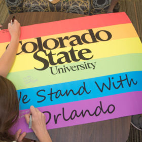 Colorado State stands with Orlando