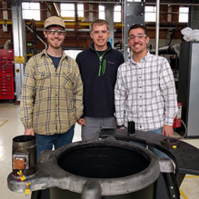 To 'Qapture' heat: Retrofit device for cookstoves nets two prizes