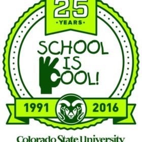 You can help School is Cool celebrate 25 years of helping kids