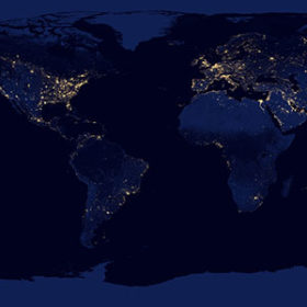 How dark is your night? Researchers rank use of artificial light