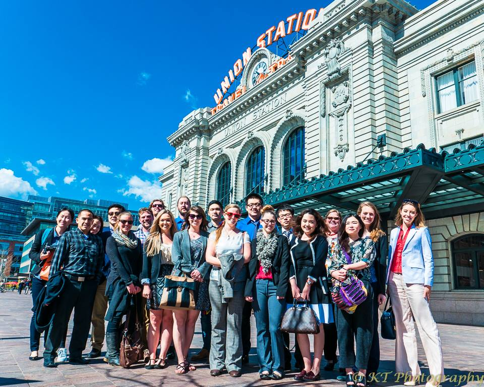 2015 Master of Tourism Management at UnionStation