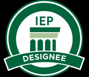 IEP Designee Logo