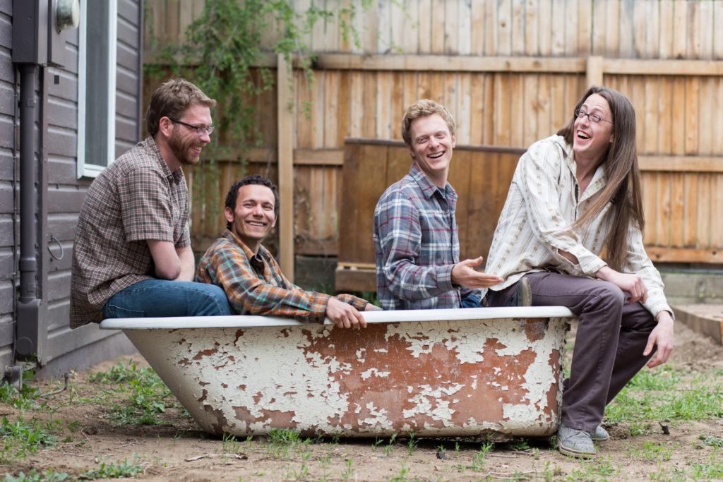 Prester John band members