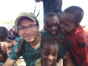 Matt Luizza Samburu