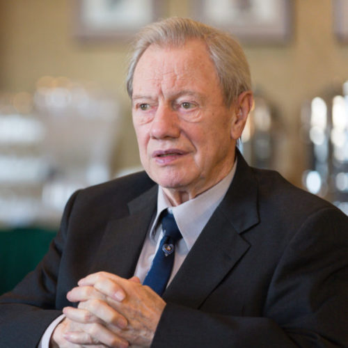 Tom Sutherland passes away at 85