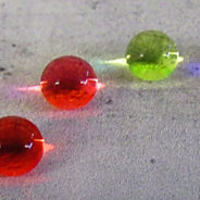 Surface tension can sort droplets for biomedical applications