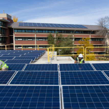 CSU facilities stand out for sustainability