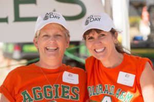 Colorado State University's College of Agricultural Sciences hosts the 2015 Ag Day before the Football game v. Savannah State. CSU Won 65-13 and secured the Ram's 500th win. September 5, 2015