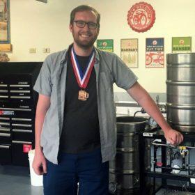 CSU student's brews win 2 medals in U.S. Beer Open Championship