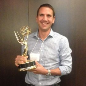 CSU faculty member teaches students what he learned at the Emmys