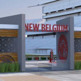 CSU, New Belgium Brewing craft agreement creating New Belgium Porch at on-campus stadium