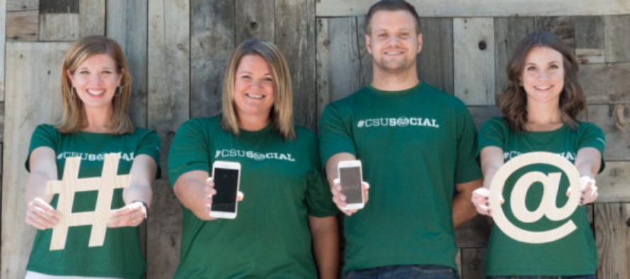 Move-In 2016: Meet CSU's award-winning social media squad