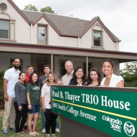 Move-In 2016: Community for Excellence drives student access and success