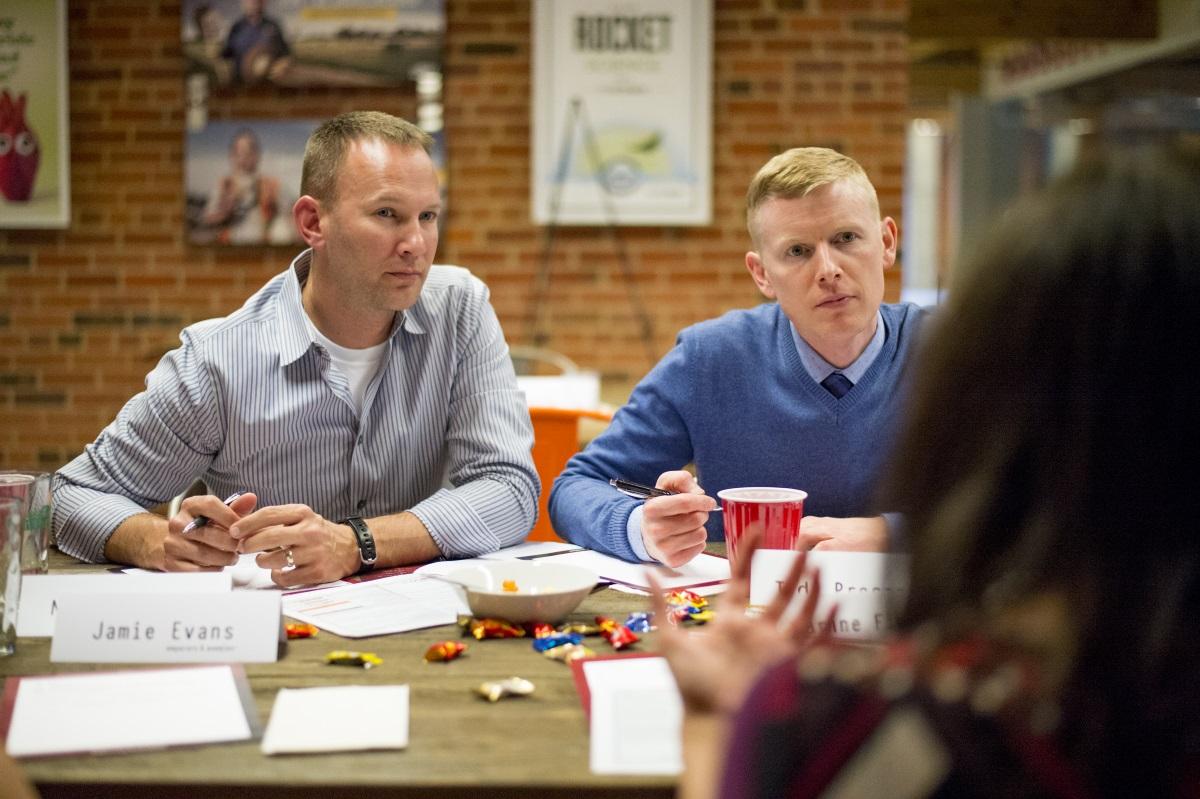 Denver Executive MBA Students