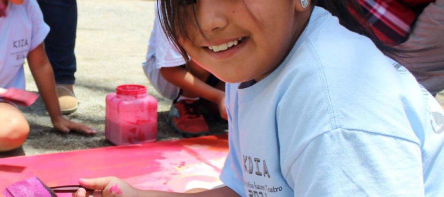 Kids Do It All at the CSU Todos Santos Center