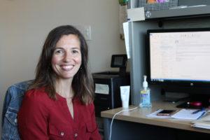 Assistant Professor Lauren Shomaker