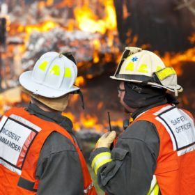 Online program trains fire and emergency leaders around the U.S.