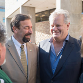 CSU officials, donors herald new natural resources building